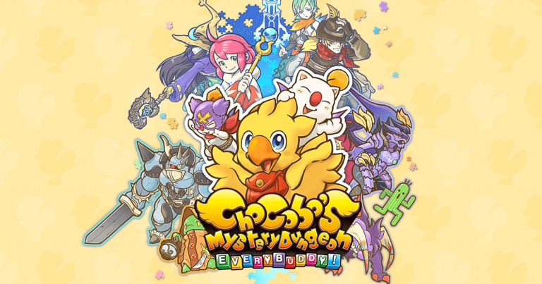 Chocobo's Mystery Dungeon Every Buddy daté au Japon