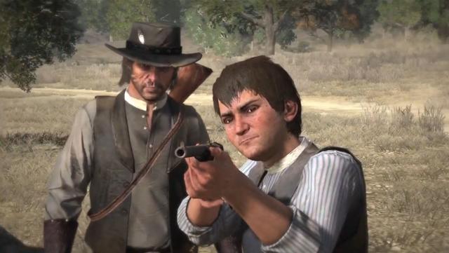 Un bug de doublage révélerait un remaster de Red Dead 1 ou un DLC