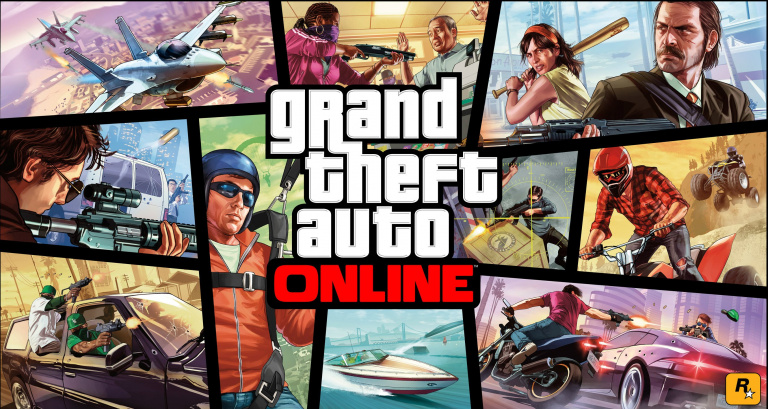GTA Online : La Guerre d'Arène accueille une nouvelle variante
