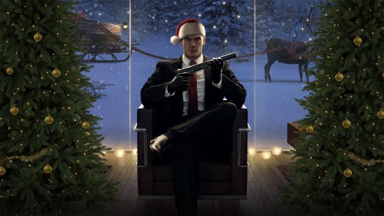 Hitman 2 laisse vivre l'esprit de Noël