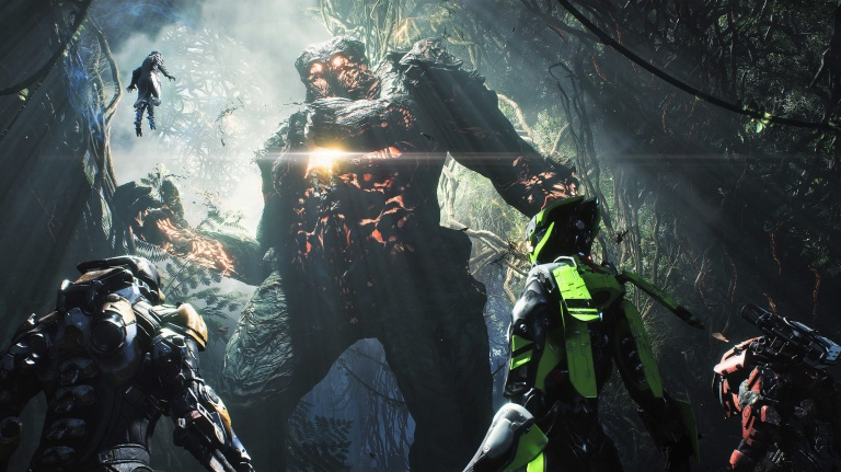Anthem : l'Intercepteur partira en mission demain sur Twitch