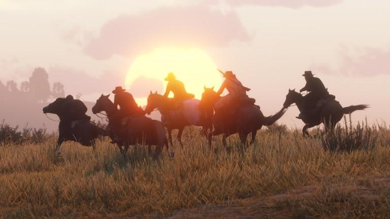 Red Dead Redemption II a dominé les ventes aux USA en novembre
