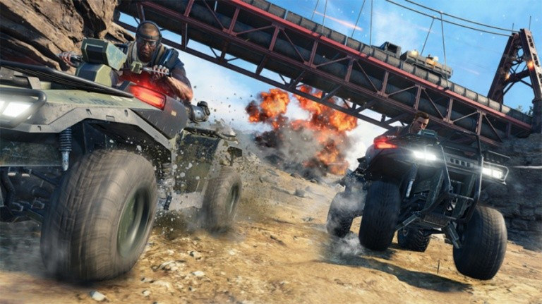 La spécialiste Zero rééquilibrée dans Call of Duty : Black Ops 4