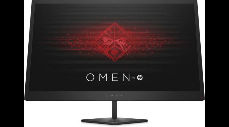 We Are Fans : Grosse promo sur l'écran Omen Full HD 144Hz à 180€ !