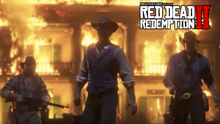 Red Dead Redemption 2, Red Dead Online : comment créer un gang ?