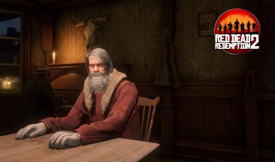 Red Dead Redemption 2 : easter eggs de Noël dans Red Dead Online, comment les découvrir