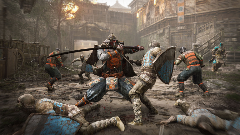 For Honor : Ubisoft tease un crossover avec Assassin's Creed