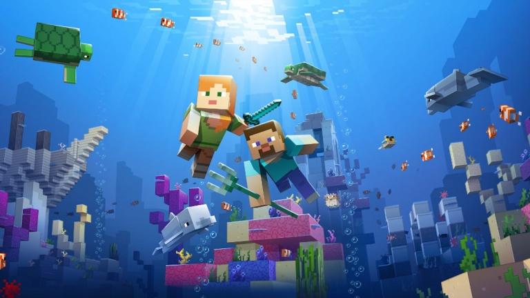Minecraft : une dernière update pour la route sur PS3, PS Vita et Wii U