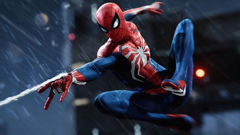 Spider-Man : meilleur démarrage pour un jeu de super-héros aux USA