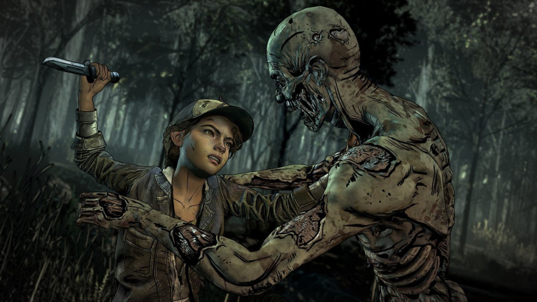 The Walkind Dead : je chapitre final du jeu Telltale en approche