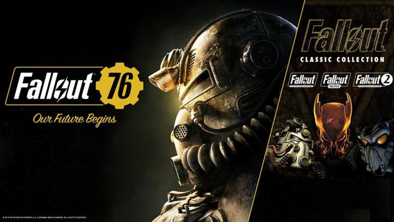 Fallout 76 : Bethesda offre Fallout, Fallout 2 et Fallout Tactics aux joueurs