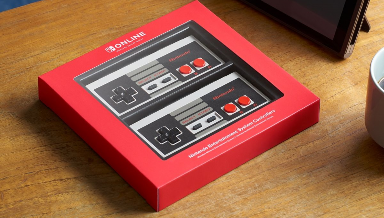 New Super Mario Bros. U Deluxe sera jouable avec les manettes NES