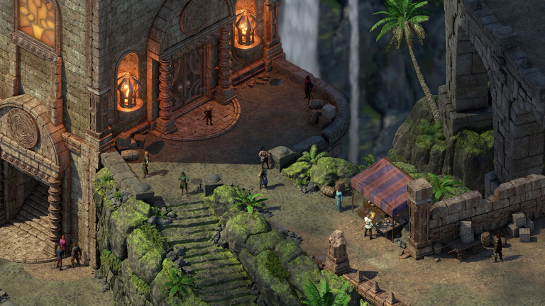 Pillars of Eternity 2 : Les combats au tour par tour apparaissent accidentellement