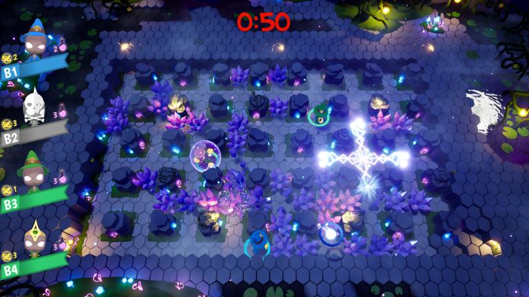 Abrakadaboom : des joutes magiques façon party game sur PC