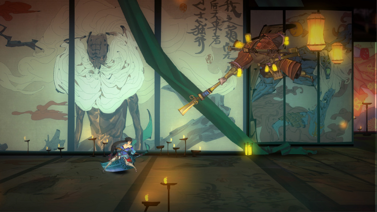 Bladed Fury : un jeu d'action 2D coloré venu de Chine
