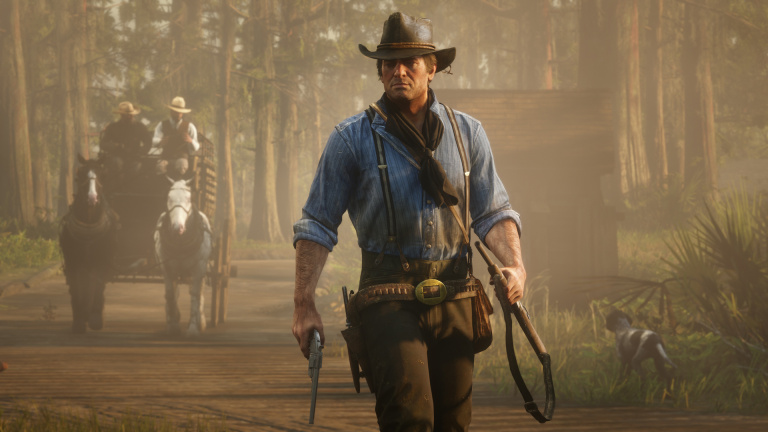 Red Dead Redemption 2 s'impose pour Noël au Royaume-Uni