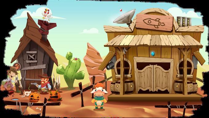 The Cow Game : Hive Interactive lance sa campagne Kickstarter
