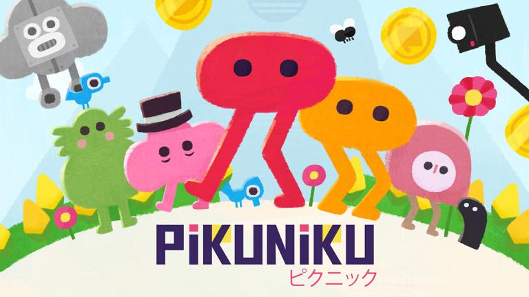 Pikuniku : le puzzle game absurde édité par Devolver se date