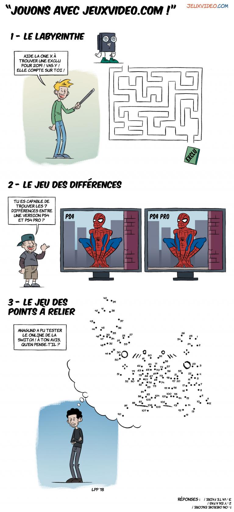 LaPetitePelle dessine Jeuxvideo.com - N°265