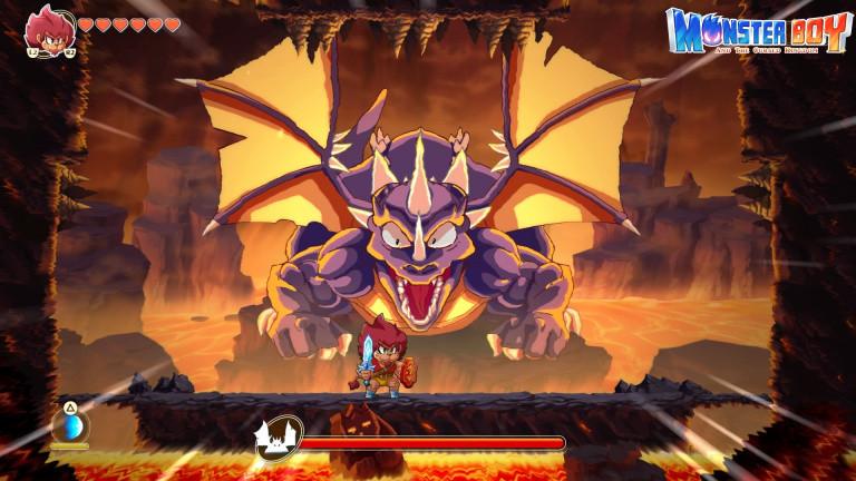 Monster Boy et le Royaume Maudit : soluce des boss et astuce pour gagner de l'or rapidement