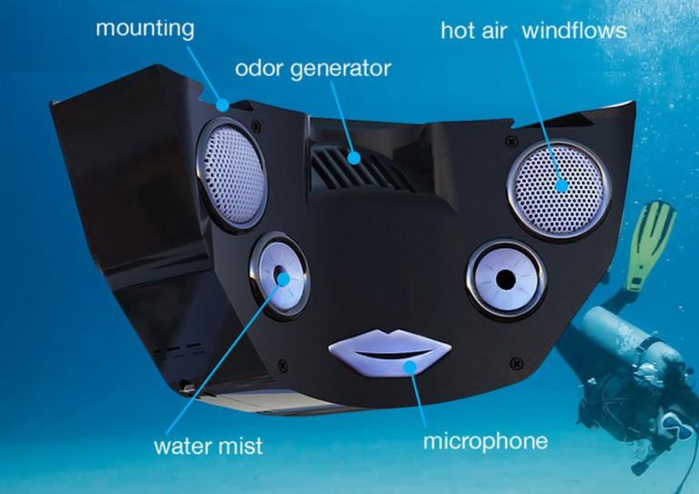FeelReal relancera son générateur d'odeurs VR sur Kickstarter