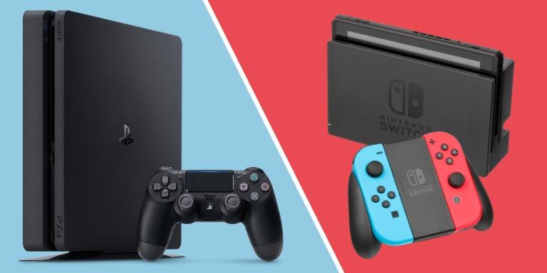 Japon : La Switch dépasse la PlayStation 4 classique