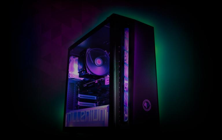 Les PC Millenium enfin disponible en vente !