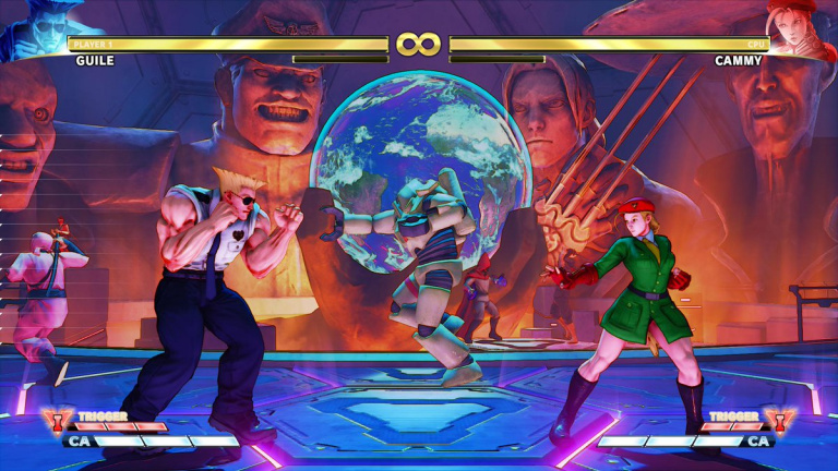 Street Fighter 5 : Capcom retire la publicité en jeu (pour le moment)