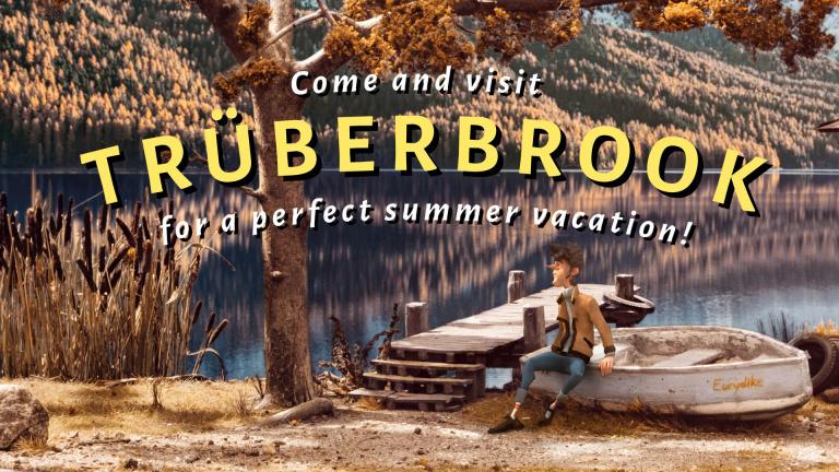 Trüberbrook sortira en version physique sur Switch et PS4