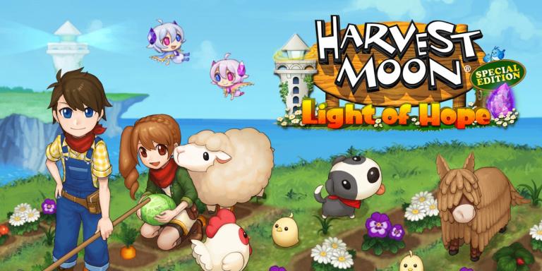 Harvest Moon : Light of Hope a dépassé les attentes de Natsume