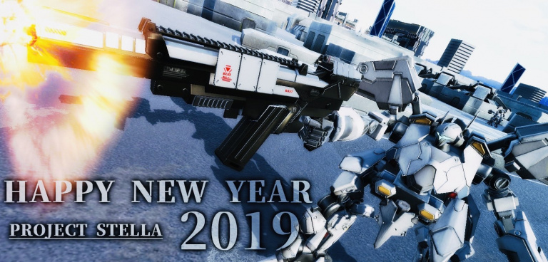 Project Stella : le successeur spirituel de Front Mission déploiera ses méchas en 2019