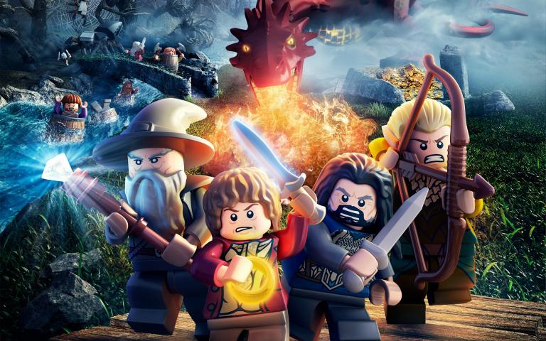 LEGO Le Seigneur des Anneaux et Le Hobbit retirés de la vente