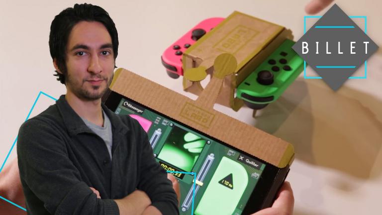 Nintendo Labo, ou quand les bonnes idées ne font pas tout