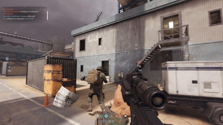 Insurgency : Sandstorm - Un FPS exigeant à l'immersion impressionnante