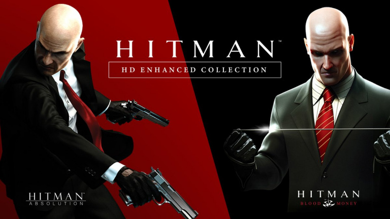 Absolution et Blood Money auront un remaster en 4K — Hitman