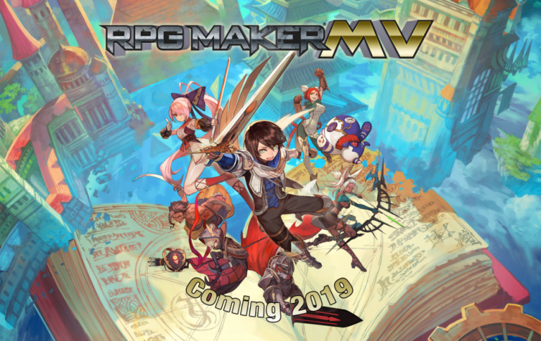RPG Maker MV repoussé en occident