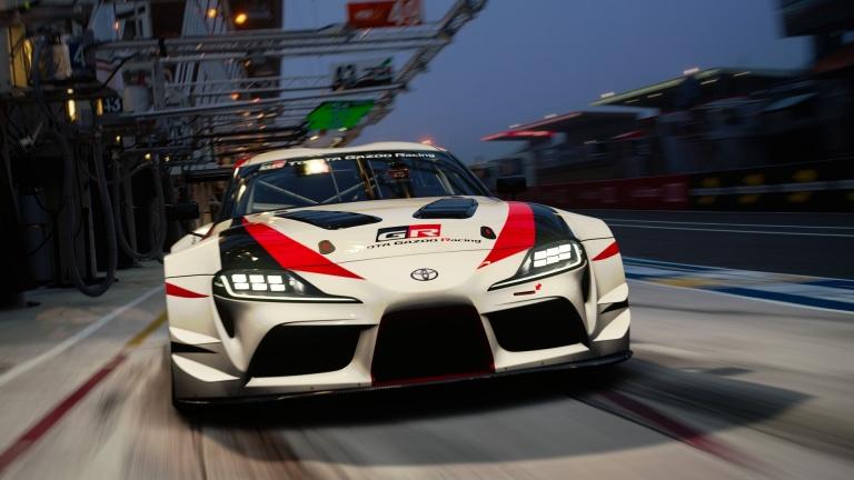 Gran Turismo Sport : huit nouveaux véhicules le 17 janvier