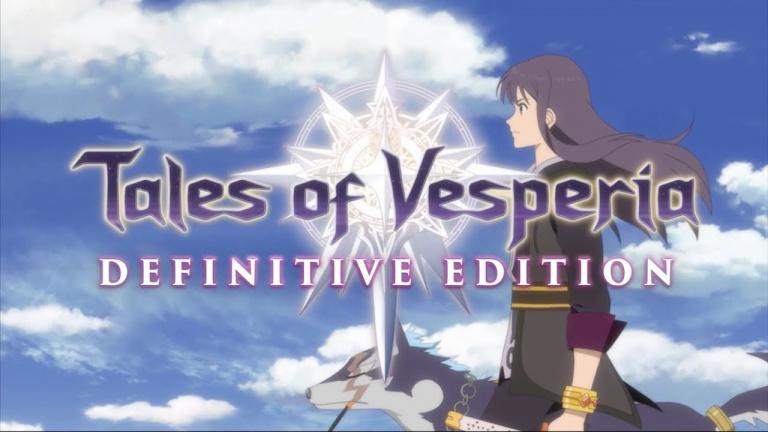 Tales of Vesperia : Definitive Edition - un stream pour fêter la sortie le 11 janvier