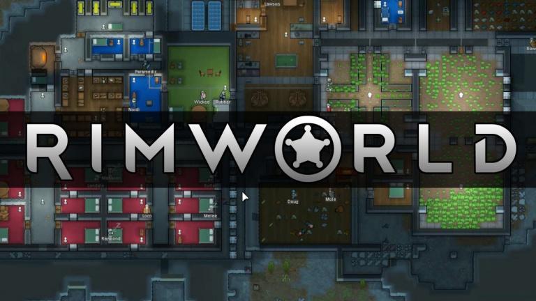 Rimworld est le jeu qui a reçu le meilleur ratio d'avis positifs sur Steam en 2018