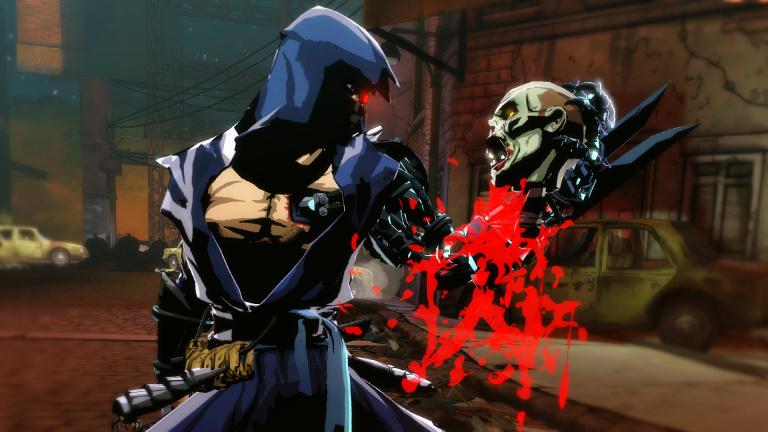 Koei Tecmo dépose le marque Yaiba : Ninja Gaiden Z