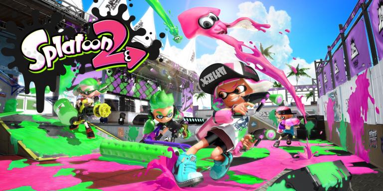 Splatoon 2 : Nintendo ouvre un site dédié à la compétition