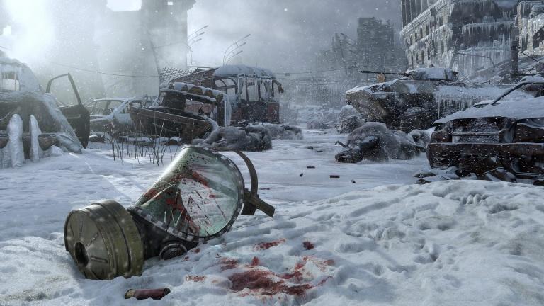 Xbox One X : un bundle Metro en approche