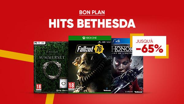 Profitez de réductions sur les jeux et packs Xbox One X chez Fnac et Réference Gaming !