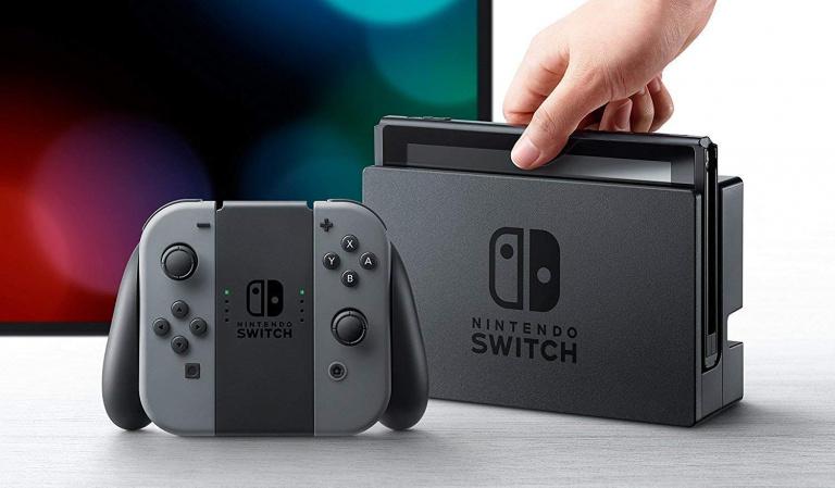 Nintendo atteint ses objectifs en France avec 2 millions de Switch vendues