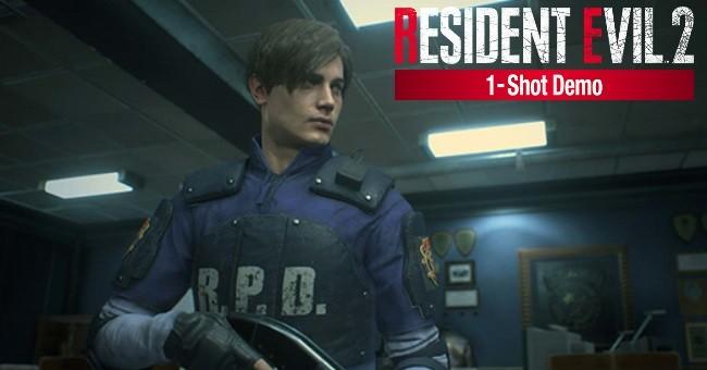 Resident Evil 2, 1-Shot demo : comment rejouer une fois les 30 minutes écoulées ?