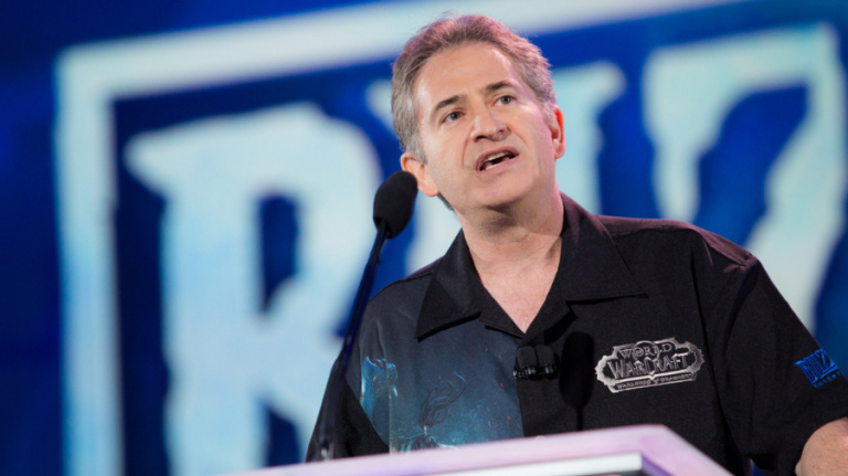 Mike Morhaime quittera totalement Blizzard Entertainment en avril