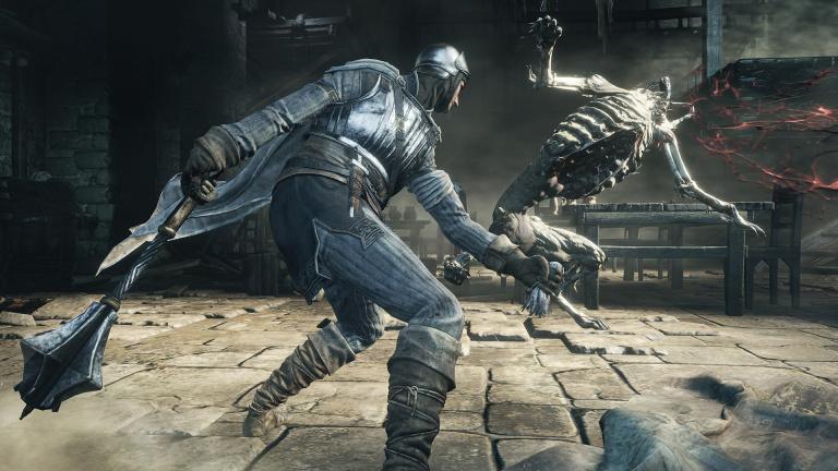Bandai Namco confirme la sortie de la Dark Souls Trilogy en Europe