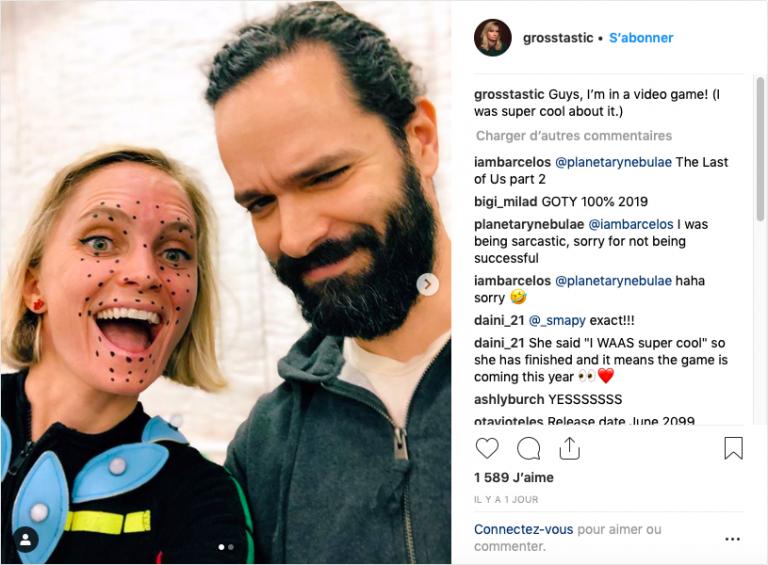 The Last of Us Part II : la scénariste Halley Gross apparaîtra en jeu