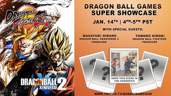 """Bandai Namco diffusera un """"Dragon Ball Games Super Showcase"""" demain soir"""