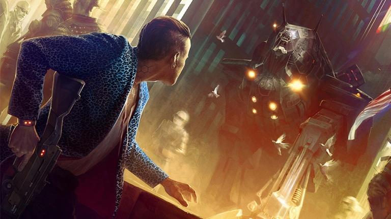 La conception de Cyberpunk 2077 a débuté en 2014